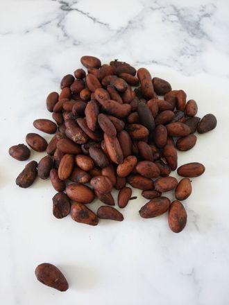 ガーナ産カカオ豆ロースト